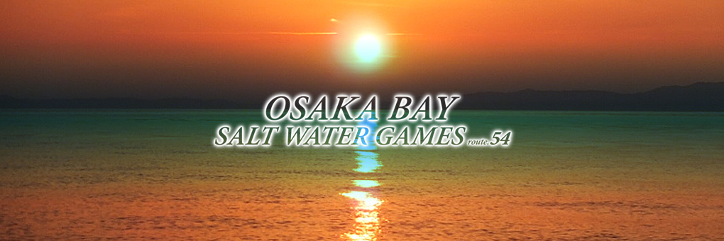 OSAKA BAY SALT WATER GAMES route.54